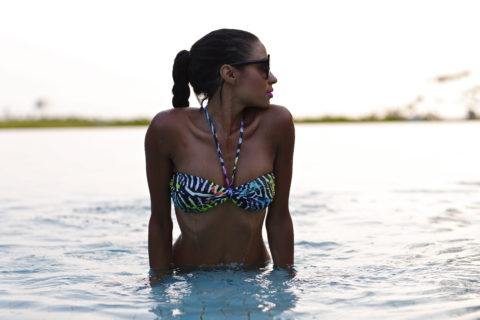 poolside, Krabi style