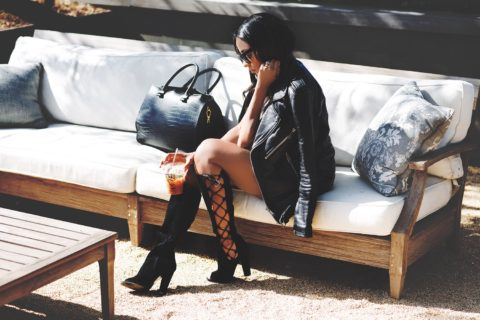 Lace Ups & Leather