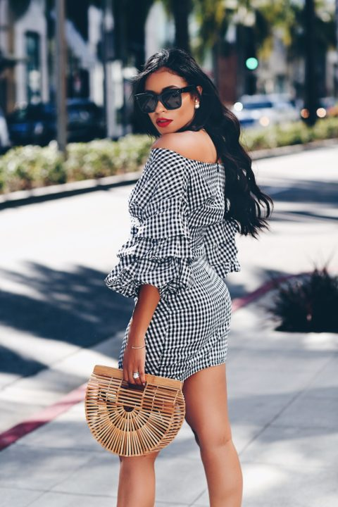 GINGHAM, GINGHAM, and more GINGHAM