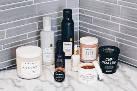 Current Favorites & Must Haves: Beauty Products