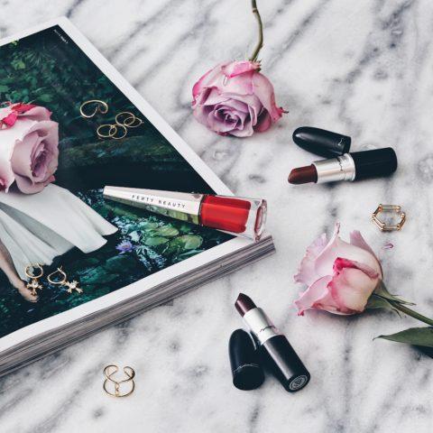 Lipstick Newbies