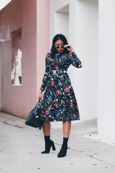 Florals are back!